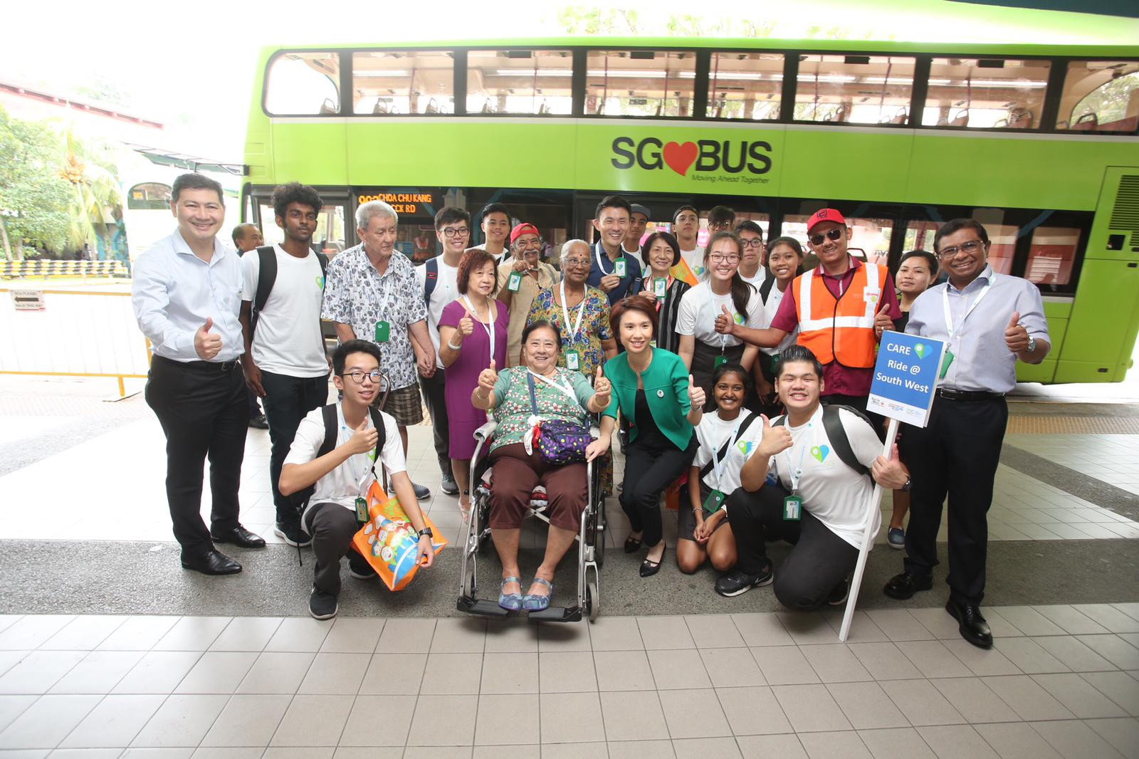 Care Ride @ South West Bus