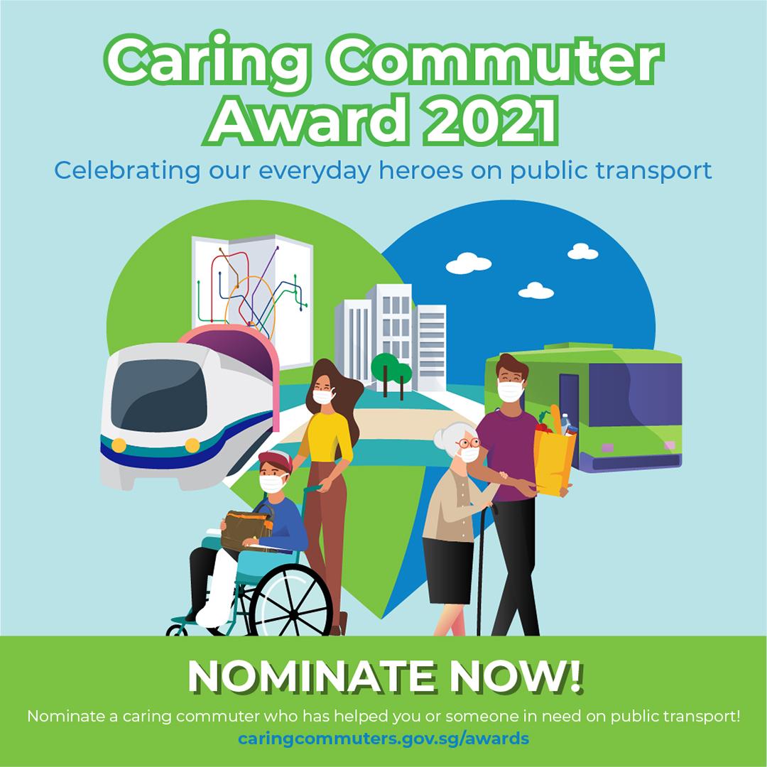 Caring Commuter Award 2021